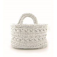 Zpagetti Basket Revisto-Off White