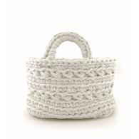Zpagetti Basket Revisto-Off White