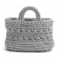 Zpagetti Basket Revisto-Grey