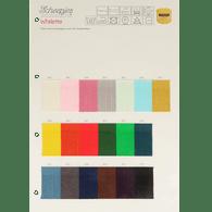 Scheepjes Whirlette Colour Card