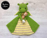 Archie The Little Dragon Kit