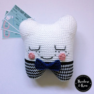 The Little Gentleman Tooth Fairy Pillow Kit