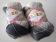 Alize Miss Batik - 3722
