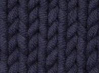 Soft Cotton Chunky- Navy