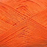 Heirloom Cotton-Soft Orange