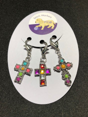 Stitch Markers-Crosses
