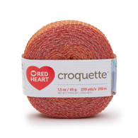 Redheart Croquette- Red Hot - 9930