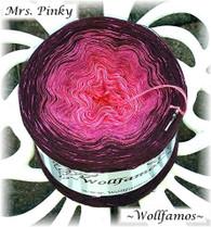 Wollfamos - Mrs Pinky (10-4)
