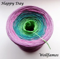 Wollfamos - Happy Day (10-3)