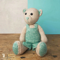 Knitting Amigurumi Kit John Bear