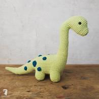 Crochet Amigurumi Kit-Dino Brontosaurus