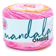 Mandala Ombre - 207 Serene