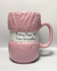 Mug-Knitting Keeps Me From Unravelling