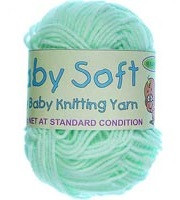 Baby Soft-Mint