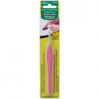 Clover Amour Crochet Hook F/3.75mm