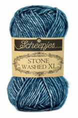 Scheepjes Stone Washed XL-Blue Apatite 845