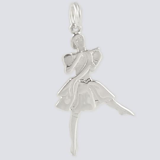 2d2b8aa64 Marzipan Charm - Nutcracker Dance Jewelry Silver Collection