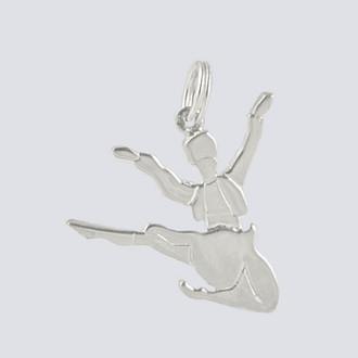 Russian Charm - Nutcracker Dance Jewelry Silver