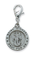 (CL700MK) ST. MICHAEL CLIPABLE CHARM