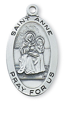 Saint Anne Medal Meaning