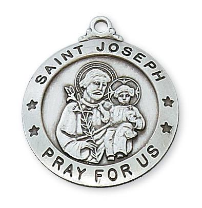 Saint Joseph Medal Meaning