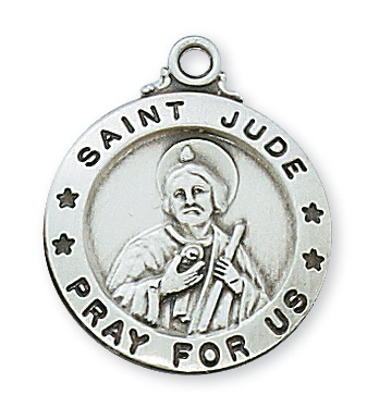 Saint Jude Medal Meaning