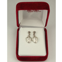 (ERCMH) RF HEART MIRAC EARRINGS T BOX