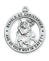 "(L2514) SS ST CHRIS 24 CH&BX"""