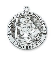 """(L420CH) SS ST CHRIS 24 CH&BX"""""""