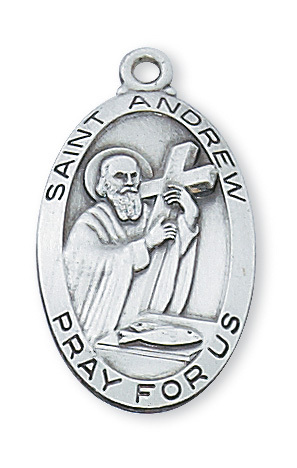 St Andrew Medal Meaning