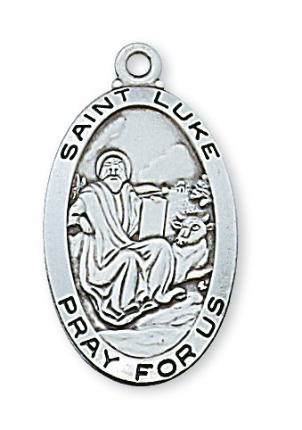 Saint Luke Medal Meaning