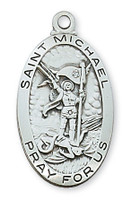 "(L550MK) SS ST MICHAEL 24 CH&BX"""
