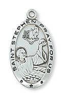 "(L550SN) SS ST STEPHEN 24"" CH&BX"