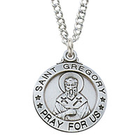 """(L600GY) SS ST. GREGORY 20"""" CHAIN & BOX"""