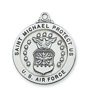 """(L650AF) SS AIR FORCE SERV MD 24 CH"""""""