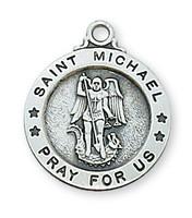 """(L700MK) SS ST. MICHAEL  18 CH&B"""""""