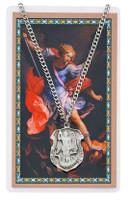 (PSD414) ST MICHAEL PRAYER CARD SET