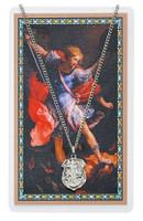 (PSD425) ST MICHAEL PRAYER CARD SET