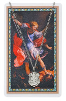 (PSD425) ST MICHAEL PRAYER CARD SET
