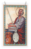 (PSD550MR) ST MARK PRAYER CARD SET