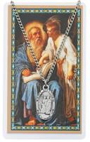 (PSD550MW) ST MATTHEW PRAYER CARD SET