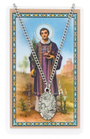 (PSD550SN) ST STEPHEN PRAY CARD SET