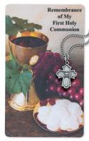 (PSD573) 4-WAY PEND & PRAYER CARD SET