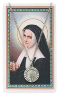 (PSD600BD) ST BERNADETTE PRAYER CARD SET