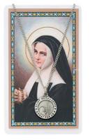 (PSD600BD) ST BERNADETTE PRAYER CARD SET