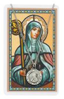 (PSD600BDG) ST BRIGID PRAYER CARD SET