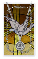(PSD600HS) HOLY SPIRIT PRAYER CARD SET