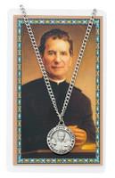 (PSD600JBC) ST JOHN BOSCO PRAYER CARD SET