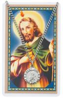 (PSD600JU) ST JUDE PRAYER CARD SET
