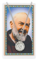 (PSD600PP) ST PIO PRAYER CARD SET